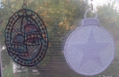 Déco fenêtre Noël FSL 5